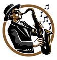 Classy Jazzy vector image vector image