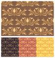 Batik Pattern vector image vector image