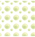 Seamless watercolor spring pattern vector image