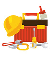 box tools vector image
