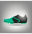 Football boot icon vector image