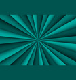 blue-green abstract background vector image