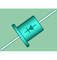 Diode vector image