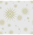 seamless patterngreece stars vector image