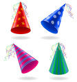 cap for birthday celebrations 05 vector image vector image