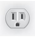 Plug jacks vector image