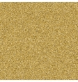 Golden glitter texture background EPS 10 vector image