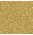 Golden glitter texture EPS 10 vector image