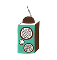 A speaker vector image