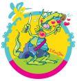 baby dinosaur vector image vector image