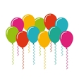 party celebration design vector image