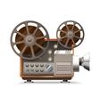 Film Projector Realistic vector image