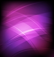 Abstract background with violet line wave vector image