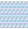 geometric seamless pattern in pastel colors vector image