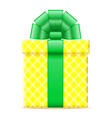 gift box 03 vector image