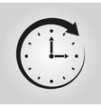 Time icon Time and watch timer symbol UI Web vector image