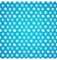 Vintage polka grunge dots seamless pattern vector image vector image