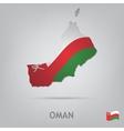 country oman vector image vector image
