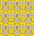 seamless minimalistic patternsquarepattern vector image