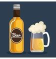 germany beer design vector image
