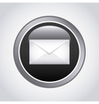 mail app icon design vector image