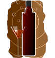 alcohol vector image vector image