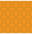Bubbles chaotic seamless pattern 5506 vector image