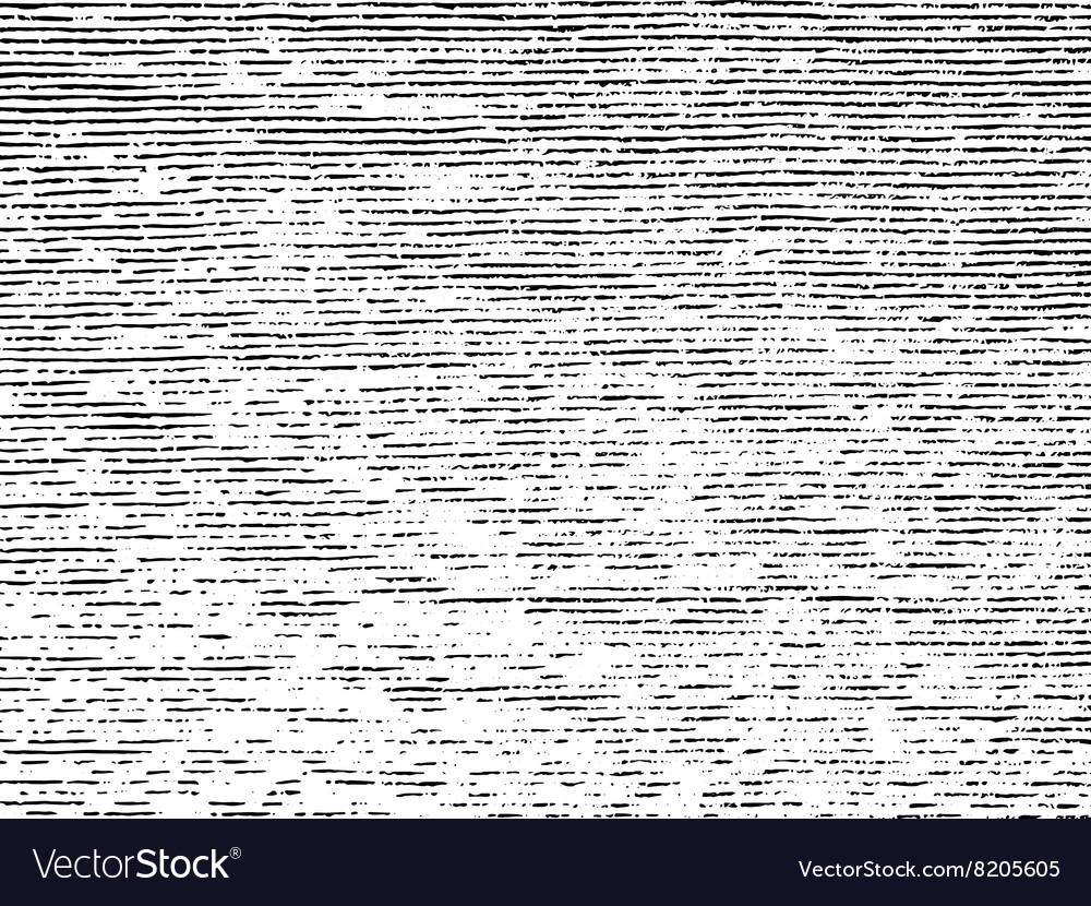 Striped grunge texture overlay background fabric vector