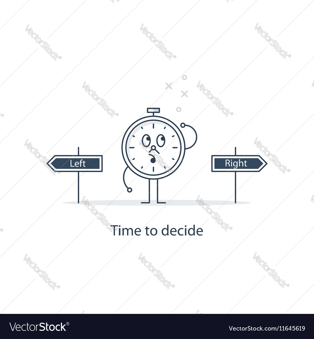 Thinking about choice vector