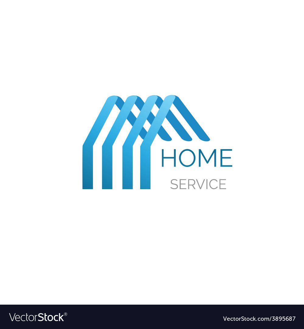 House logo vector