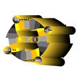 seo process vector image