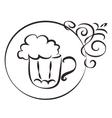Pub sign vector image