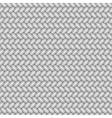 Wicker metal pattern vector image