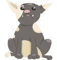 french bulldog dog cartoon vector image vector image