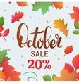 Sale web banner vector image