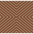 Isolated brown abstract diagonal lines background vector image vector image
