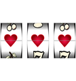 love slot vector image