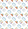 background for internet business vector image