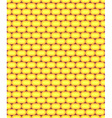 Corn pattern vector image vector image
