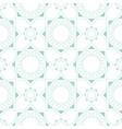 linear seamless geometric pattern blue pastel vector image