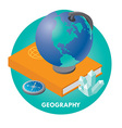 Geography vector image