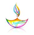 Happy Diwali Holiday vector image