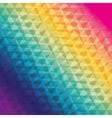 geometrical background pattern image vector image