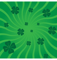 patrick abstract background vector image