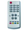 Television Remote vector image