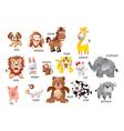 animals1 vector image