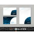 envelope Modern Design template vector image