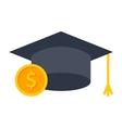 College Savings Plan vector image vector image