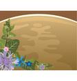 Herb tea vector image vector image