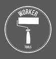 Worker tools design vector image
